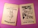 Catalogue illustré des dessins envoyés à l'exposition de Blanc & Noir. . [LE COURRIER FRANÇAIS]