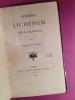 Synopsis Lichenum Novae Caledoniae.. NYLANDER, William.