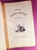 Oeuvres choises de Gavarni, revues, corrigées et nouvellement classées par l'auteur. Etudes de moeurs contemporaines [quatrième série]. GAVARNI, ...