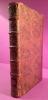 Les règles du dessein et du lavis. Nouvelle édition, revue, corrigée & augmentée. [BUCHOTTE, Nicolas]