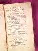 Les Loix des bâtimens, suivant la coutume de Paris, traitant de ce qui concerne les servitudes réelles, les rapports des Jurés Experts, les ...