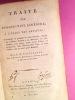 Traité de perspective linéaire ; à l'usage des artistes ; [Suivi de] Traité du lavis des plans, appliqué principalement aux reconnaissances militaires ...