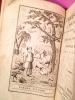 Les fables d'Ésope, mises en français, avec le sens moral, en quatre vers, à chaque Fable ; adoptées par l'Université Royale.. ESOPE.