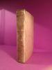 Dionysii Orbis Descriptio : Commentario Critico & Geographico ac tabulis illustrata (titre également imprimé en grec). HILL, William ; DENYS le ...