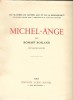 Michel-Ange. Rolland Romain (1866-1944)