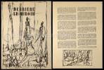 Derriere le Miroir – Alberto Giacometti. Pierre pour un Alberto Giacometti.. Giacometti. - Leiris, Michel: