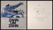 Zahn um Zahn. 50 Jahre Weltgeschichte in Bildern.. Steger, Hans Ulrich: