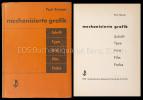 Mechanisierte Grafik. Schrift, Typo, Foto, Film, Farbe.. Renner, Paul;