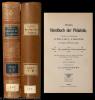 Großes Handbuch der Philatelie. Verzeichnis und Beschreibung aller staatlichen und privaten Post- und Telegraphen-Wertzeichen sowie der bekannt ...