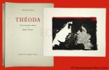 Théoda. Dix-huit lithographies originales de Jaques Berger.. Berger. - Bille, (Stéphanie) Corinna: