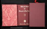 Libro de Horas del Marqués de Dos Aguas.. Faksimile. -