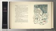 La vénus aux fourrures. Illustrations en couleurs de Suzanne Ballivet.. Ballivet.- Sacher-Masoch: