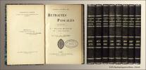 Retraites Pascales.  1872-1890.. Monsabré, J(acques)-M(arie)-L(ouis):