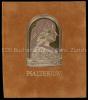 Psalterium. Beatae, Mariae, Virginis. Beatrix Kiralyné Imadsagoskönyve. Das Gebetbuch der Königin Beatrix. Queen Beatrice's book of prayers. Libro di ...