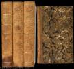 Sammlung von Schweizer Pflanzen  nach der Natur auf Stein gezeichnet von J(onas) D(avid) Labram. Text von Joh: Hegetschweiler.. Hegetschweiler, ...