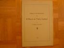 Langues et Cosmopolitisme dans l'Oeuvre de Valery Larbaud. Vincent Milligan