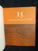Quinze années d'acquisitions : 1954-1968, de la pose de la première pierre à l'inauguration officielle de la Bibliothèque.