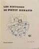 Les histoires du petit Renaud.. CHAUVEAU Léopold. BONNARD Pierre