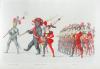 Festalbum der Feier des Eintritts Berns in den Schweizerbund, 6 März 1353 begangen im Jahr 1853 an den Siegestagen u: Laupen u: Murten, zu Jun: 1339 ...