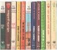 SAM ET SALLY : lot de 11 livres de cette serie. Braun MG