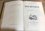 Pot-bouille / edition illustrée par georges Bellanger et Kauffmann. Zola Emile
