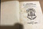Statuts du diocèse d'Avignon publiés par Monseigneur l'archevêque.