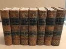 Voyage du jeune Anacharsis en grèce vers le milieu du quatrième siècle avant l'ère vulgaire / 7 tomes. Barthélemy JJ