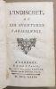 L' Indiscret ou les aventures Parisiennes / Le Momus Francois ou les aventures divertissantes du Duc de Roquelaure ( 2 LIVRES EN 1 SEUL ).