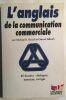 L' Anglais de la communication commerciale. Riccioli Michael