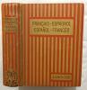 Dictionnaire Francais-Espagnol (édition de 1926). Miguel De Toro Y Gisbert
