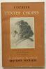 Textes choisis (preface et commentaires de Felix Armand). Fourier