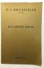 Raymond Aron. Bruckberger R. L