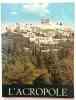 Acropole : la frise du Parthénon et le musée. Mélétzis Papadakis