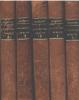Les aventures de ma vie / complet en 5 tomes / édition originale. Rochefort Henri