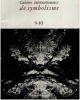 Cahiers internationaux de symbolisme n° 9-10. Collectif