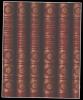 Révolution d'angleterre / complet en 6 volumes. Guizot