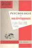 Psychologie et sous-développement. Bonnardel R