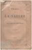 Etudes sur la nature/ tome 2. Bernardin De Saint-pierre
