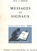 Messages et signaux. Prieto Luis
