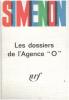 Les dossiers de l'agence O. Simenon