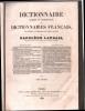 Dictionnaire general et grammatical des dictionnaires français / 2 tomes. Landais Napoleon (1839)