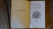 """""""Musique des Chansons"""" Contenant les airs anciens et modernes les plus usités. P.J. De Béranger"""