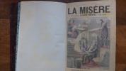 """""""La Misère"""" Louise Michel pour la 2eme partie Jean Guêtre (Marguerite Tinayre) pour la 1er partie . Louise Michel/Jean Guêtre"""