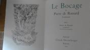"""""""Le Bocage"""". Pierre de Ronsard"""