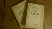 """Vie de Balzac"". André Billy"