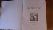 """""""la Clandestine"""". Roger Versel"""