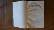 """""""Oeuvres complètes de Buffon"""" suivies de la classification comparée de Cuvier, Lesson, etc .... Buffon"""