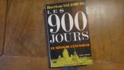 """""""les 900 jours"""" le siège de Léningrad. Harrison Salisbury"""