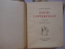 """""""David Copperfield"""". Charles Dickens"""