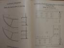 """""""Coque métallique des cargos à structure transversale"""" Utilisation de la soudure - Dessins types d'assemblage. Albiach M."""